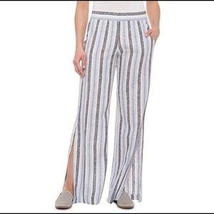 Drew Sullivan slit pants